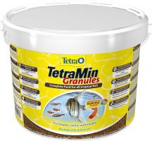 TetraMin XL Granules 10 л - крупные гранулы