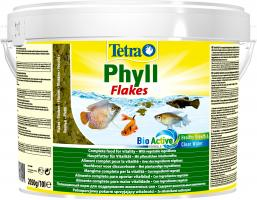 Купить корм для рыб в Москве TetraPhyll 10л