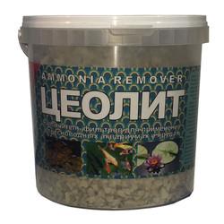 Наполнитель природный цеолит 3,2 l / 2,15 kg.