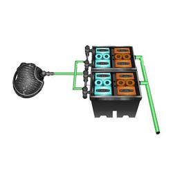 PONDTECH Bio system 2 проточный фильтр для пруда до 100.000 литров