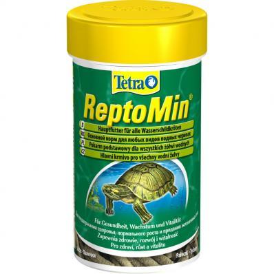 Tetra ReptoMin 100мл гранулы для черепах