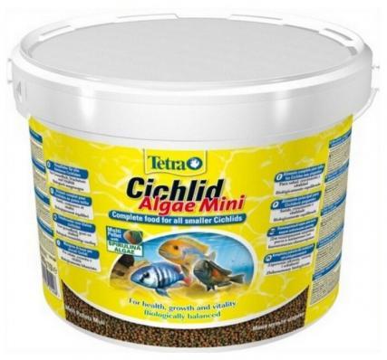 Tetra Cichlid Algae Mini 10л