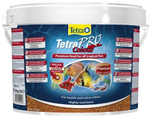 TetraPro Color Crisps 10л