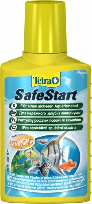 TETRA Safe Start 50 мл - Бактериальная культура для запуска нового аквариума