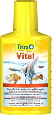 TETRA Vital 100мл, кондиционер для поддержания естественных условий на объем 200л