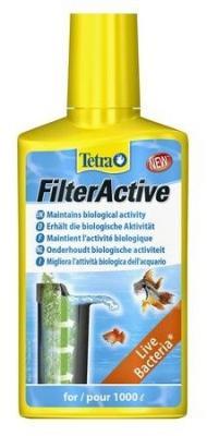 Бактериальная культура для подготовки воды TETRA FilterActive 250мл