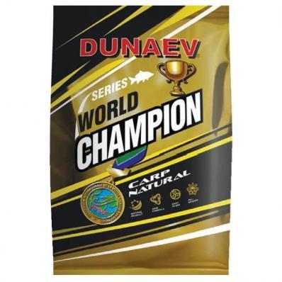 Прикормка Дунаев World Champion Carp Natural