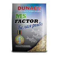 """Прикормка """"DUNAEV-MS FACTOR"""" 1кг Белая рыба"""