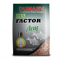 Прикормка Дунаев МС Фактор Лещ