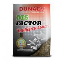 Универсальная прикормка Дунаев МС Фактор