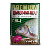 Прикормка Дунаев пеллетс Лещ 4 мм