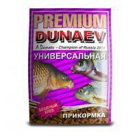 Прикормка Дунаев пеллетс Универсальная 4 мм