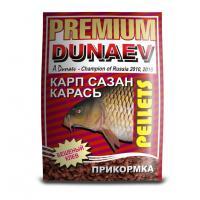 Прикормка Дунаев пеллетс Карп 6 мм