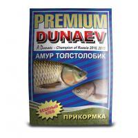 "Прикормка ""DUNAEV-PREMIUM"" 1кг Амур-толстолобик"