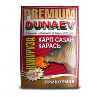 Прикормка Дунаев премиум Карп Сазан Кукуруза