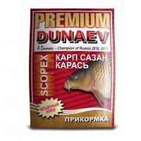 "Прикормка ""DUNAEV-PREMIUM"" 1кг Карп-Сазан Скопекс"