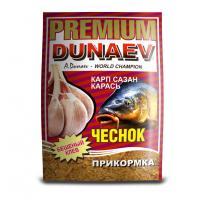 "Прикормка ""DUNAEV-PREMIUM"" 1кг Карп-Сазан Чеснок"