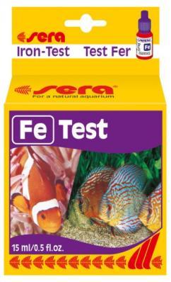 Тест для воды Sera Fe Железо