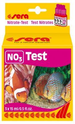 Тест для воды Sera NO3 Нитраты