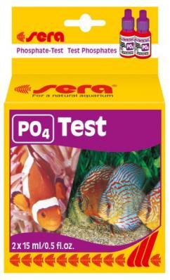 Тест для воды Sera PO4 Фосфаты