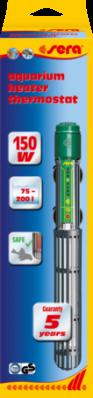 Нагреватель SERA PRECISION 150w для аквариумов 75-200л