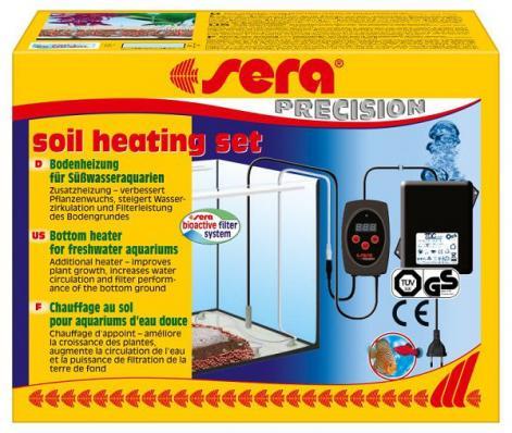 Сера Нагреватель донный Soil Heating Set (S31211)