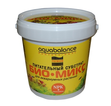 Aquabalance Professional Premium Питательный субстрат БИО-МИКС  5,8 л