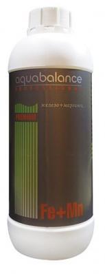 Aquabalance Professional Premium Удобрение для растений  Fe+Mn 1 л