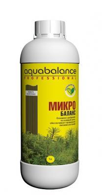 Aquabalance Professional Удобрение для растений  Микро-баланс  1 л
