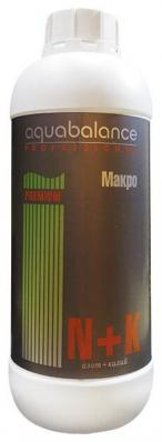 Aquabalance Professional Удобрение для растений  Микро-баланс+К  1 л