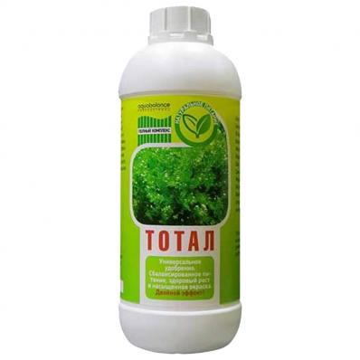 Aquabalance Professional Удобрение для растений  Полный комплекс Тотал  1л
