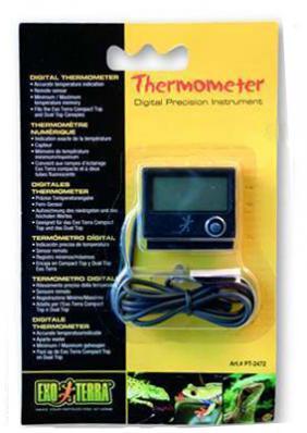 Exo-Terra Термометр -Цифровой прецизионный измеритель