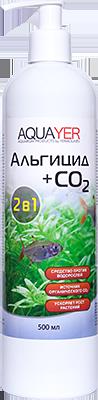 AQUAYER, Альгицид+СО2, 500 ml