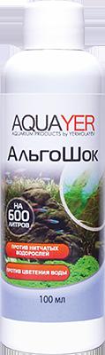 AQUAYER, АльгоШок, 100 ml