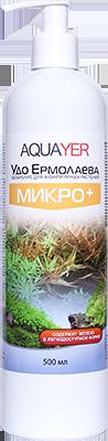 """AQUAYER, """"Удо Ермолаева МИКРО+"""", 500 ml"""