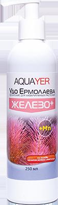 """AQUAYER, """"Удо Ермолаева ЖЕЛЕЗО+"""", 250 ml"""