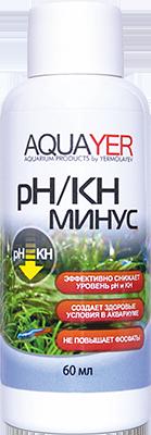 AQUAYER pH/KH минус, 60 ml