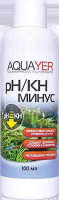 AQUAYER pH/KH минус, 100 ml