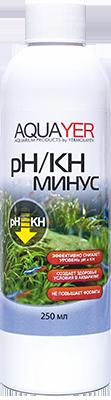 AQUAYER pH/KH минус, 250 ml