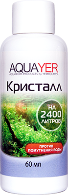 AQUAYER Кристалл, 60 ml