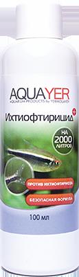 AQUAYER Ихтиофтирицид, 100 ml