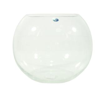 Аквариум круглый плоскодонный 8 л