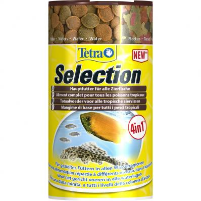 "Tetra Selection ""4 вида"" 100 мл"