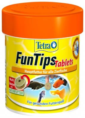 Tetra FunTips Tablets 75 таблеток