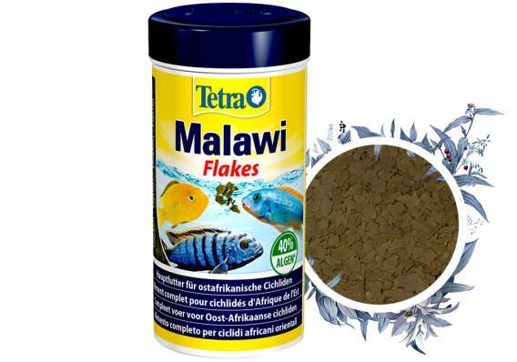 TetraMalawi Flakes, хлопья 250 мл