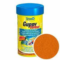 Tetra Guppy Colour 100 мл купить в Амигофиш