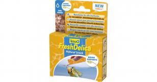 Tetra Fresh Delica Brine Shrimps (желе креветки), 48 г. купить в Амигофиш