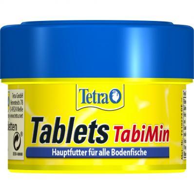 Tetra Tablets TabiMin 58 табл. с содержанием креветок