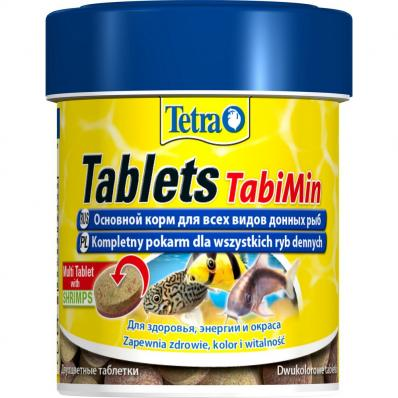 Tetra Tablets TabiMin   120 табл. 66 мл