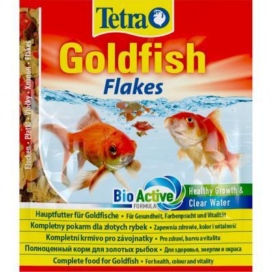 Tetra Goldfish Food 12 г (пакетик)